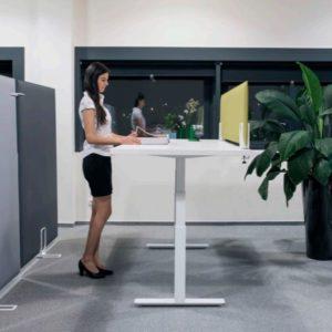 Sitz-Steh-Arbeitsplatz